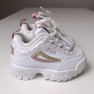 Fila baby/toddler shoes